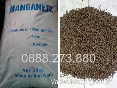 Cát mangan 1 - 1.5 mm