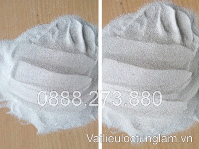 Cát trắng 0.1 - 0.3 mm