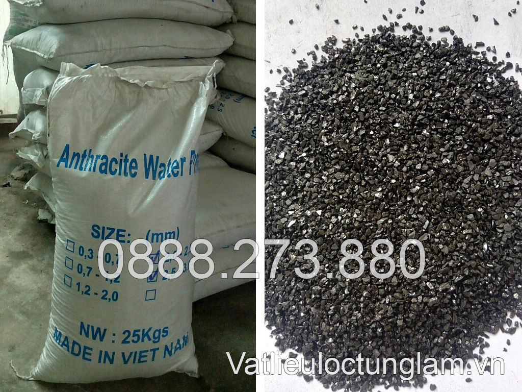 Than anthracite 1.5-2.5 mm